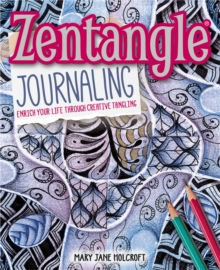 Zentangle Journaling, Paperback Book