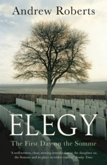 Elegy : The First Day on the Somme, Paperback Book