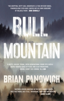 Bull Mountain, Hardback Book