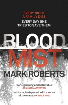 Blood Mist, Paperback Book