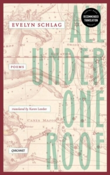 All Under One Roof : Poems, Paperback Book