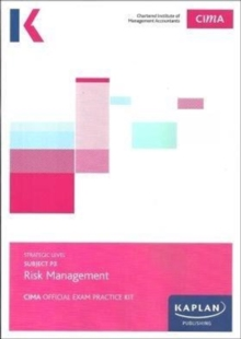 P3 RISK MANAGEMENT - EXAM PRACTICE KIT, Paperback / softback Book