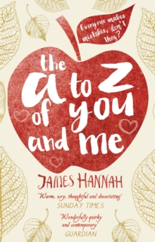 The A to Z of You and Me, Paperback Book
