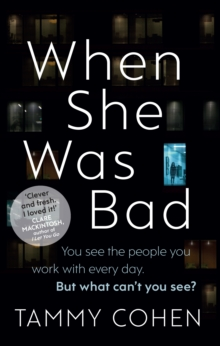 When She Was Bad, Paperback / softback Book