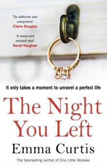 The Night You Left, Paperback / softback Book