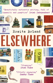 Elsewhere : One Woman, One Rucksack, One Lifetime of Travel, Paperback / softback Book