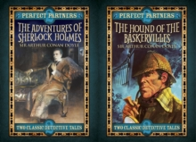 Perfect Partners: the Hound of the Baskervilles & the Adventures of Sherlock Holmes, Hardback Book
