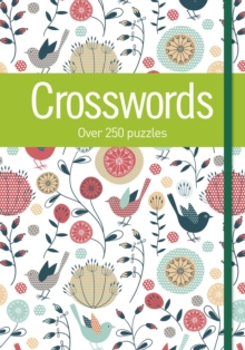 Crosswords Over 250 Puzzles,  Book
