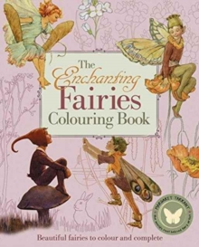 The Enchanting Fairies Colouring Book, Paperback Book