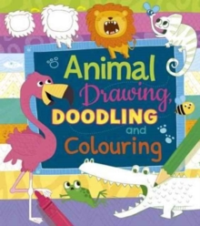 Really Wild Drawing and Doodling, Paperback / softback Book
