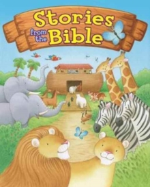 Stories from the Bible, Hardback Book