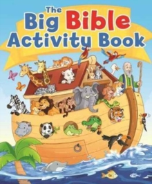 The Big Bible Activity Book, Paperback / softback Book