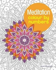 Meditation Colour by Numbers, Paperback / softback Book