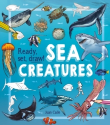 Ready, Set, Draw! Sea Creatures, Paperback / softback Book
