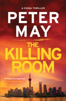 The Killing Room : China Thriller 3, Paperback / softback Book