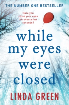 While My Eyes Were Closed, Paperback / softback Book