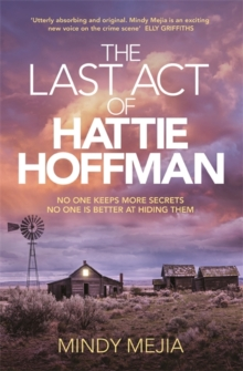 The Last Act of Hattie Hoffman, Hardback Book