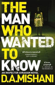 The Man Who Wanted to Know, Paperback Book