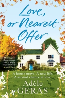 Love, or Nearest Offer, Hardback Book