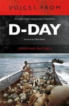 Voices from D-Day, Paperback Book