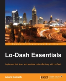 Lo-Dash Essentials, Paperback / softback Book