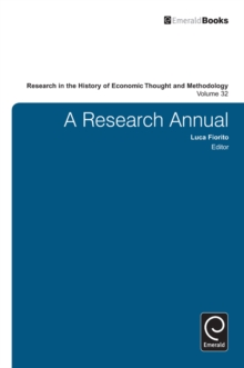 A Research Annual, Hardback Book