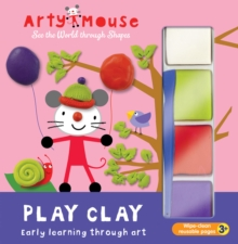 Play Clay, Hardback Book
