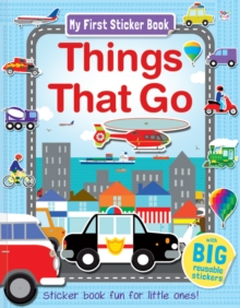 Things That Go, Paperback Book