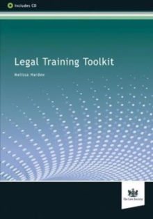 Legal Training Toolkit, Mixed media product Book