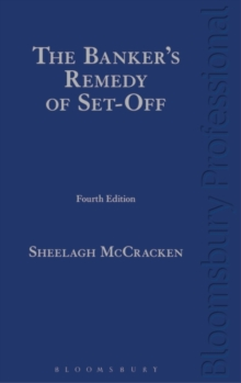 The Banker's Remedy of Set-Off, Hardback Book