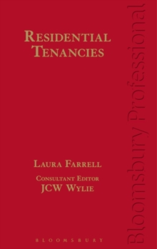Residential Tenancies, Hardback Book