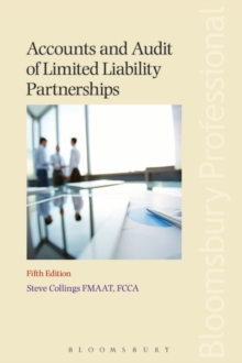 Accounts and Audit of Limited Liability Partnerships, Paperback Book