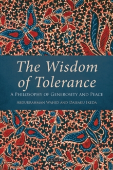 The Wisdom of Tolerance, Paperback Book