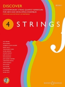 4 STRINGS DISCOVER BOOK 1, Paperback Book