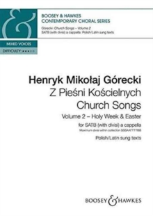 CHURCH SONGS Z PIENI KOCIELNYCH VOL 2, Paperback Book
