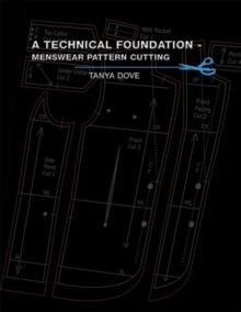 A Technical Foundation - Menswear Pattern Cutting, Paperback Book