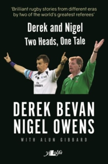 Derek and Nigel - Two Heads, One Tale, Paperback / softback Book