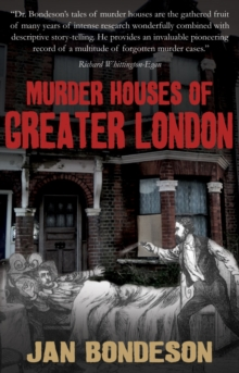 Murder Houses of Greater London, Paperback / softback Book