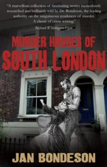 Murder Houses of South London, Paperback Book