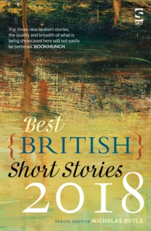 Best British Short Stories 2018, Paperback Book
