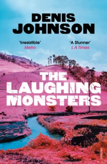The Laughing Monsters, Paperback / softback Book