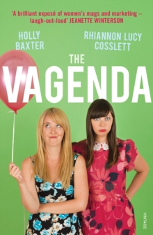 The Vagenda : A Zero Tolerance Guide to the Media, Paperback Book