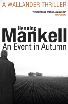 An Event in Autumn, Paperback / softback Book