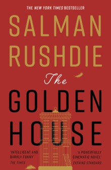 The Golden House, Paperback Book
