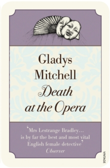 Death at the Opera, Paperback / softback Book