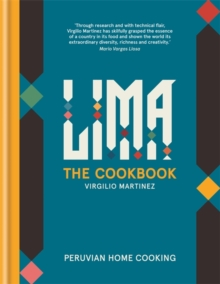Lima the Cookbook, Hardback Book