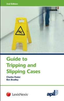 APIL Guide to Tripping and Slipping Cases, Paperback Book
