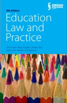 Education Law and Practice, Paperback Book