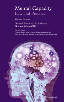 Mental Capacity : Law and Practice, Paperback / softback Book