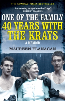 One of the Family : 40 Years with the Krays, Paperback Book